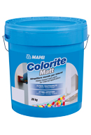 MAPEI COLORITE MATT B/CO TRASPIR. 5KG.