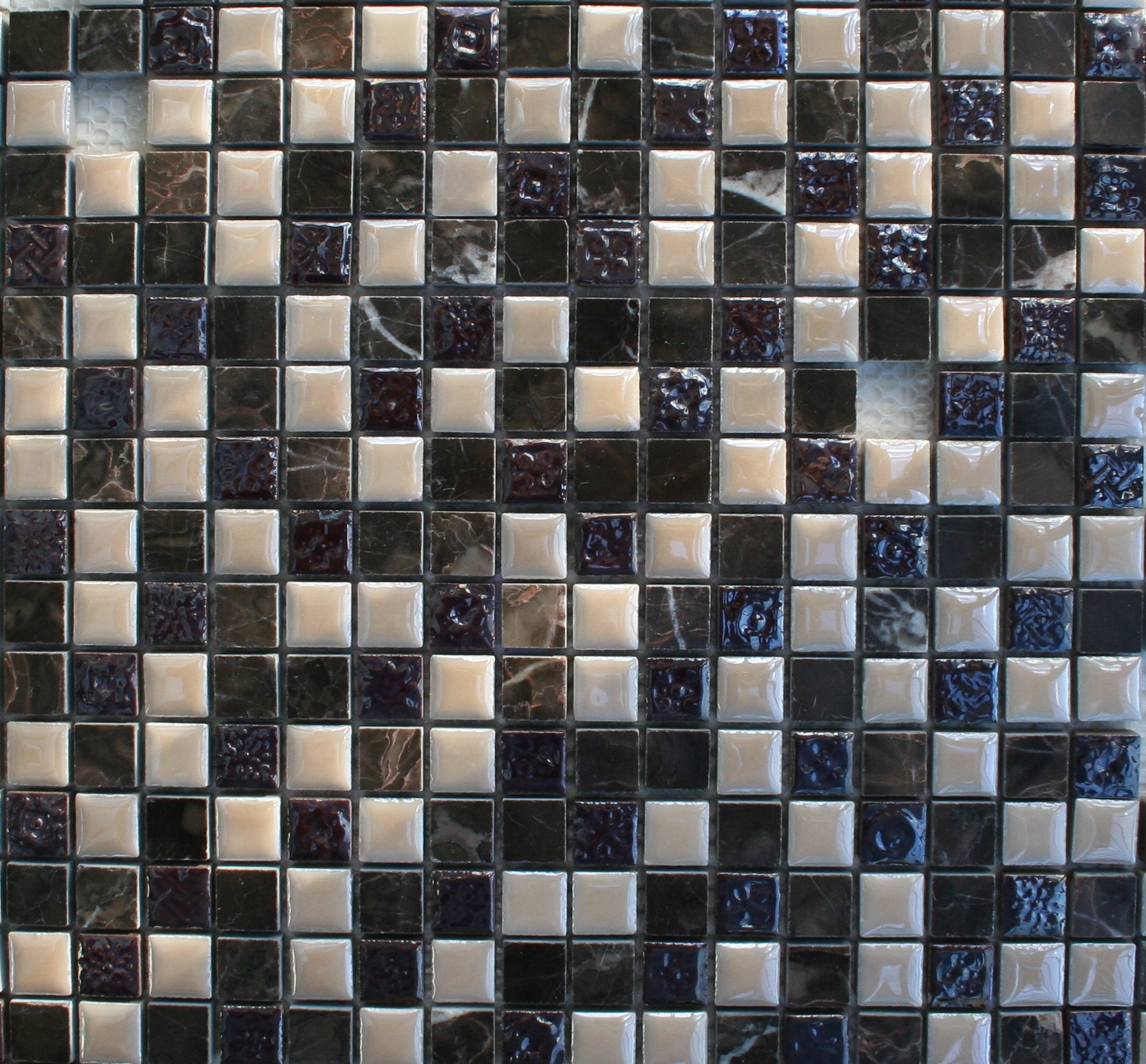 MOSAICO MEXICAL COFFEE 0173/CM30 30X30