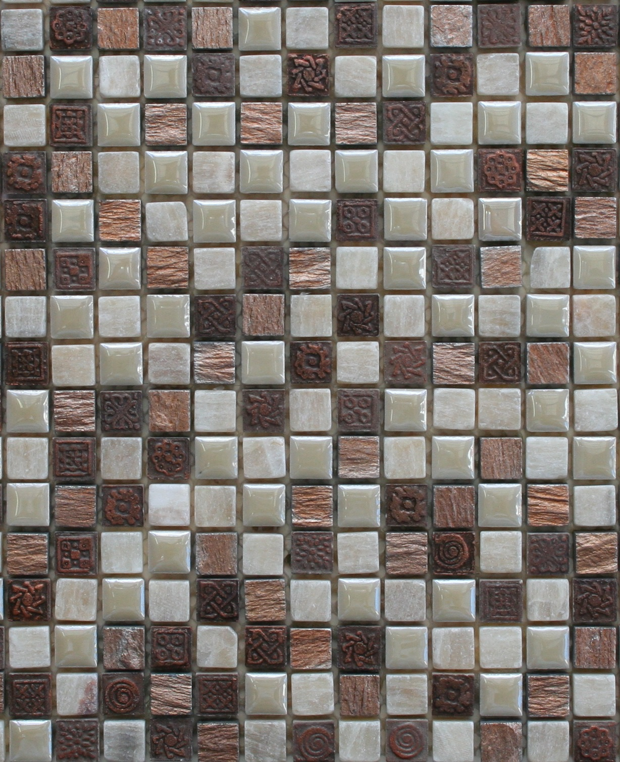MOSAICO MEXICAL AMBRA 0173/MM42 30X30