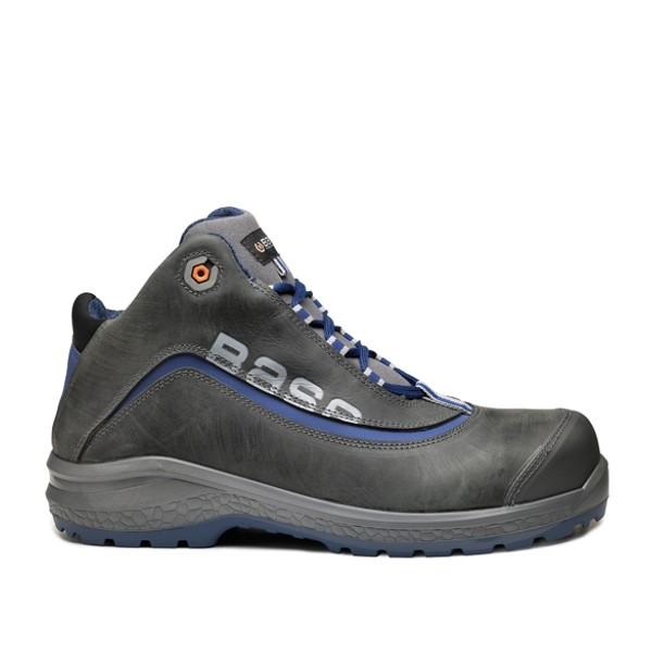 SCARPA BASE ALTA BE-JOY TOP S3 GRG/AZZURRO