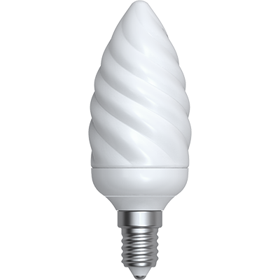LAMPADINA LIGHT LED E14 TWIST 5W 3000K       LL-CT1405C