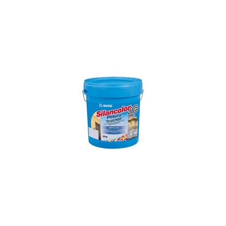 MAPEI SILANCOLOR *AC* PITTURA B/CO 20 KG
