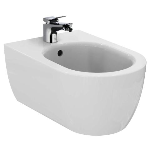 BIDET BLEND CURVE SOSP.AB ART.T375001        IDEAL STANDARD