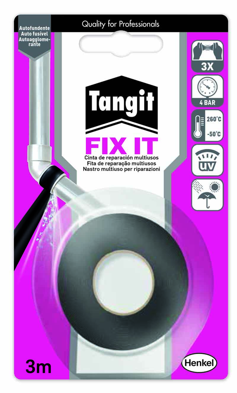 NASTRO AUTOAGGLOMERANTE TANGIT FIX IT MT.3,00