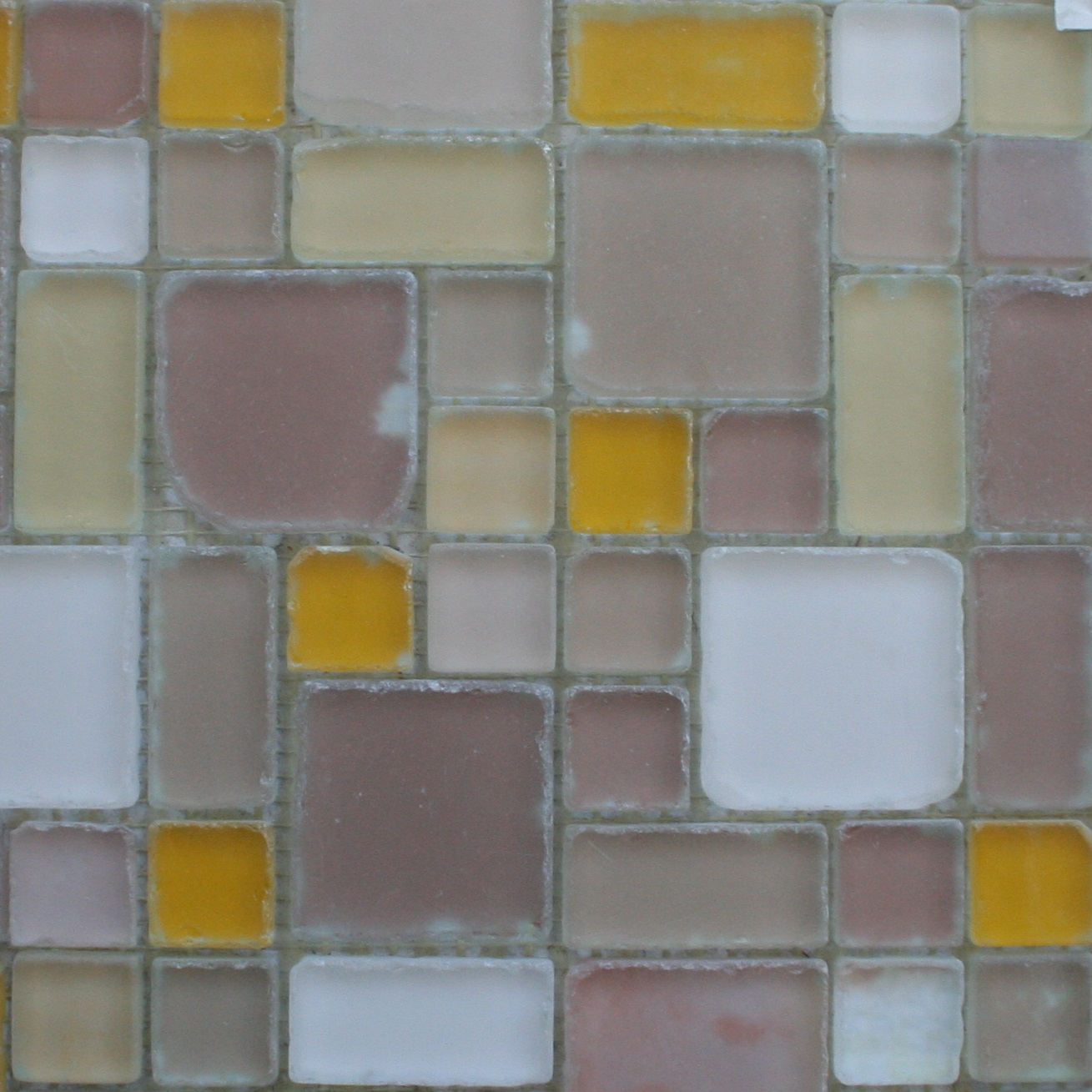 FAM LIME MOSAICO 30X30 VILLI GLASS